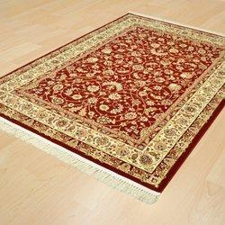 Μάλλινο Χαλί Barok Shirvan Red-2,00x3,00