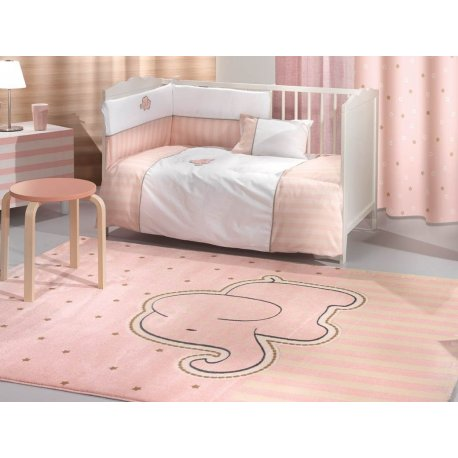 ΠΑΙΔΙΚΑ ΧΑΛΙΑ Saint Clair-Africa Pink