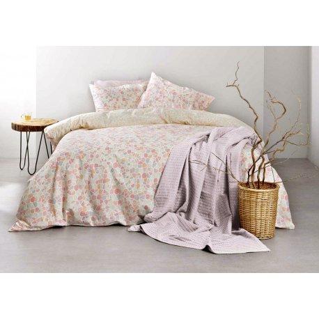 Σετ Σεντόνια Μονά Boracay Pink-Nima Home - www.xaliaeshop.gr 0c17c523e8f