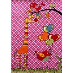 Παιδικά Χαλιά Cartoon 49-Rose