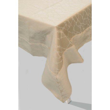 Τραπεζομάντηλο Φαγητού Guy Laroche-Artis Ivory 1,55x2,60.