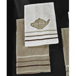 Πετσέτες κουζίνας 2 τεμαχίων-Caffeina Espresso Nima Home.