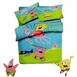 Σετ Παπλωματοθήκη Παιδική Bob Sponge-KENTIA