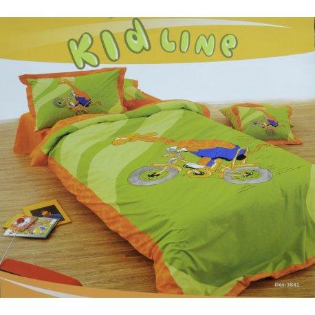 Σετ Παπλωματοθήκη Παιδική Das Home-3841