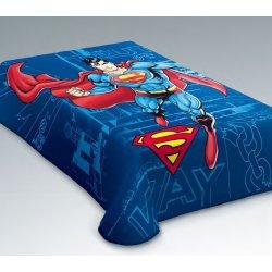 Κουβέρτα Παιδική Ισπανίας Superman