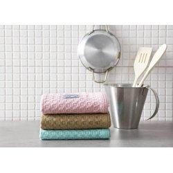 Σετ Πετσέτες Κουζίνας 3 Τεμαχίων-Sparkle 04 Nima Home.