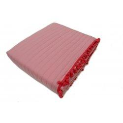 Κουβερλί Μονό-Finesse Vivid Pink