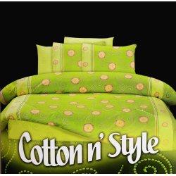 Κουβερλί Μονό Από 100% Βαμβάκι-Nima Home 702 Cotton n' Style
