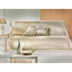 Ριχτάρι Πολυθρόνας Mosaic Olive Guy Laroche 100% cotton
