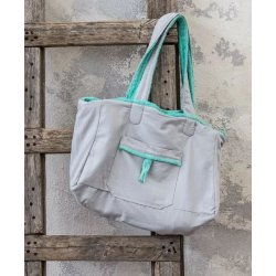 Τσάντα Θαλάσσης Poche Mint-Nima Home