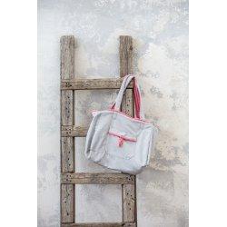 Τσάντα Θαλάσσης Poche Pink-Nima Home