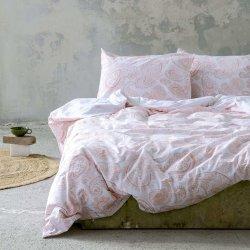 Σετ Σεντόνια Υπέρδιπλα Aditi Pink-Nima Home