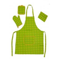 Σετ Κουζίνας 4 τεμαχίων Nef-Nef Smiley