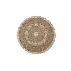 Στρογγυλό Χαλί Makid 1,20x1,20