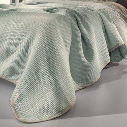 Κουβέρτα Βαμβακερή Guy Laroche Just Ocean 1,65x2,50