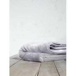 Κουβέρτα Βελουτέ Nima Home Coperta Light Grey 2,20x2,40
