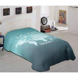 Κουβέρτα Βελουτέ Μονή Beauty Home 6108