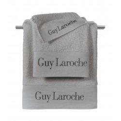 Σετ Πετσέτες 3 τεμαχίων Guy Laroche-Futura Silver
