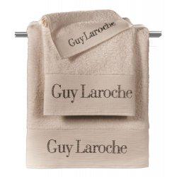 Σετ Πετσέτες 3 τεμαχίων Guy Laroche-Futura Old Pink