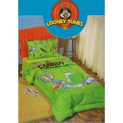 Παιδικά Σεντόνια Bugs Bunny Green