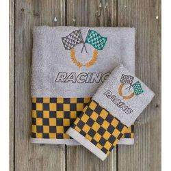 Σετ Παιδικές Πετσέτες Racing Kocoon