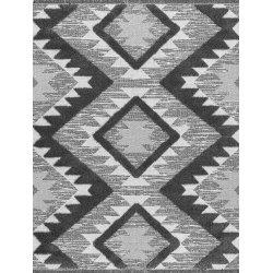 Βαμβακερά Χαλιά Tribe Grey