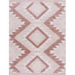 Βαμβακερά Χαλιά Tribe Pink