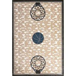 Χαλιά Ezzo Vagio Basketball 156 Beige
