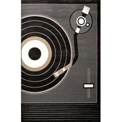 Χαλιά Ezzo Vagio Record 160 Grey